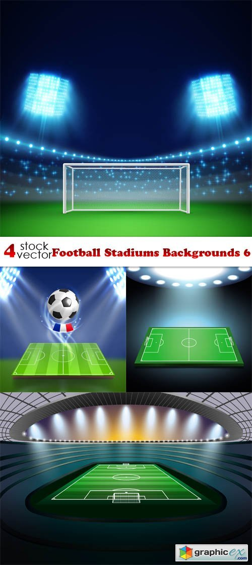 Football Stadiums Backgrounds 6