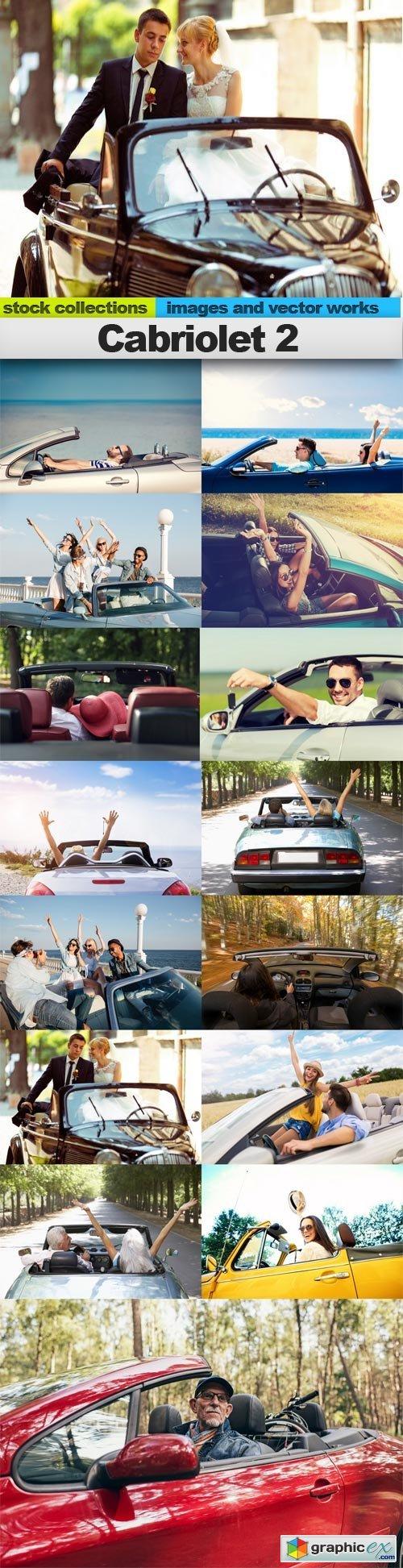 Cabriolet 2, 15 x UHQ JPEG
