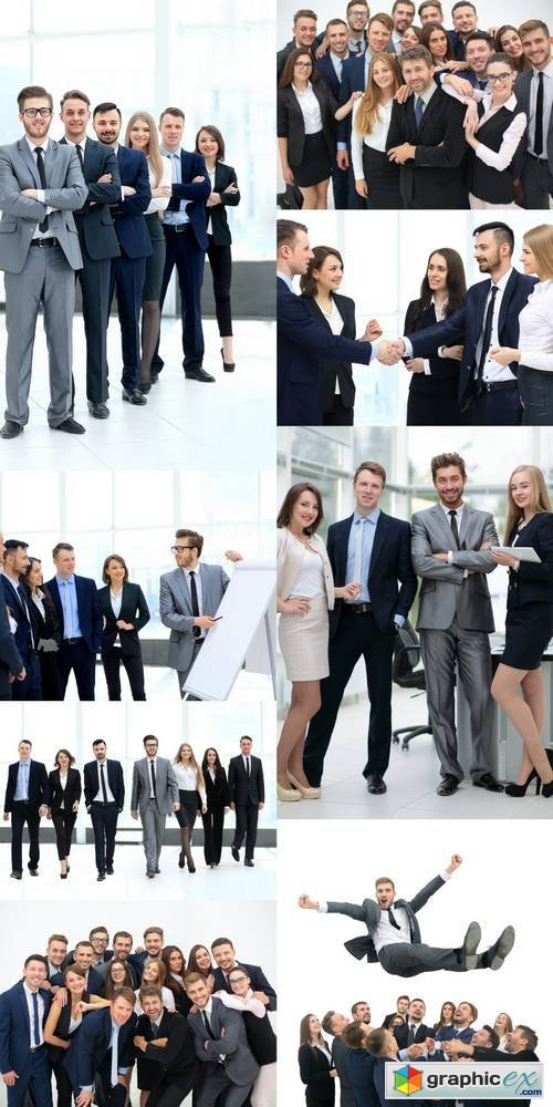 Business Team - Businesspeople