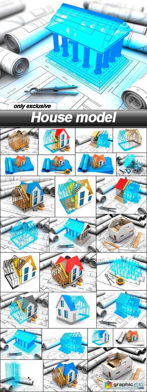House model - 27 UHQ JPEG