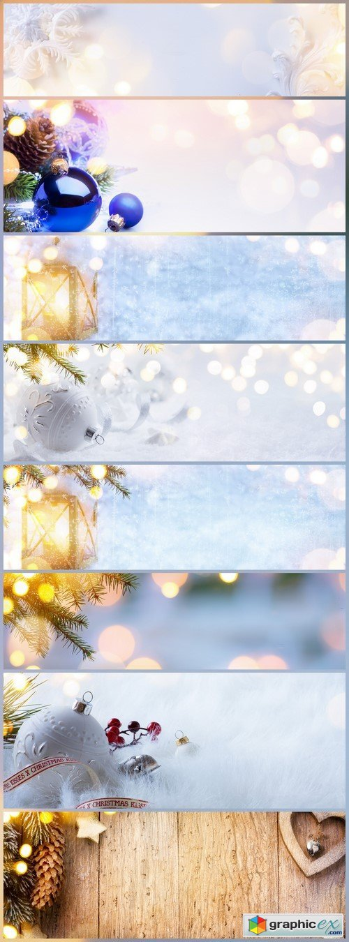 Art Merry Christmas and bright holidays background 8X JPEG