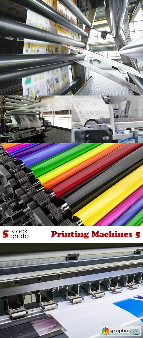 Printing Machines 5
