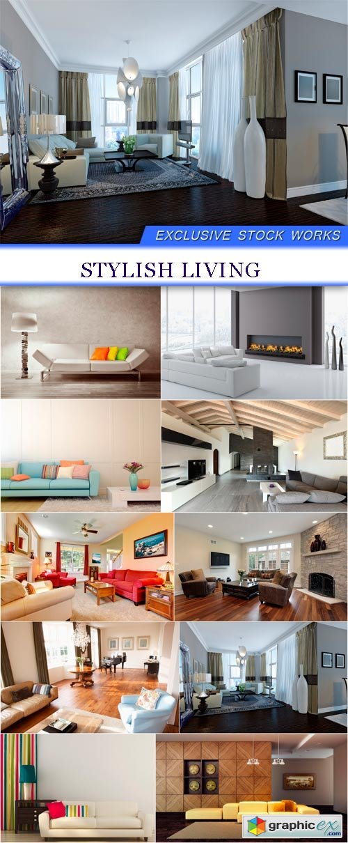 Stylish living 10X JPEG