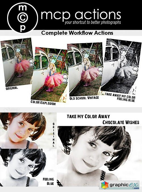 MCP Actions for Photoshop