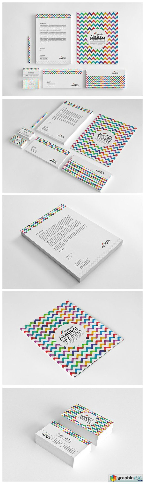 Stationery Pack Vol 02