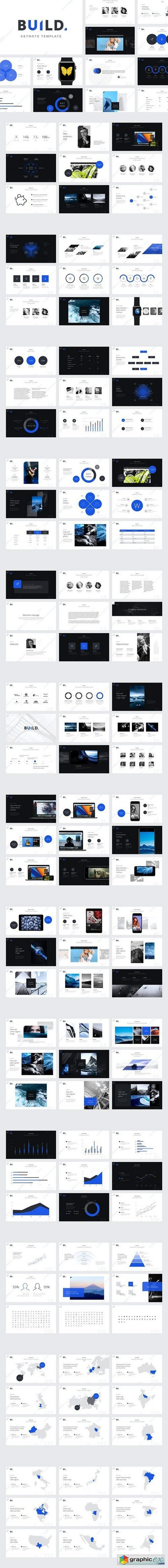BUILD Keynote Presentation Template