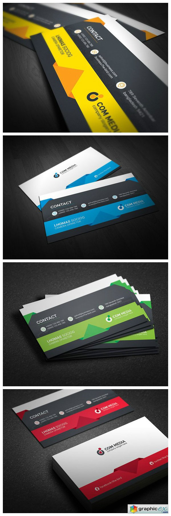 Business Card 1134949