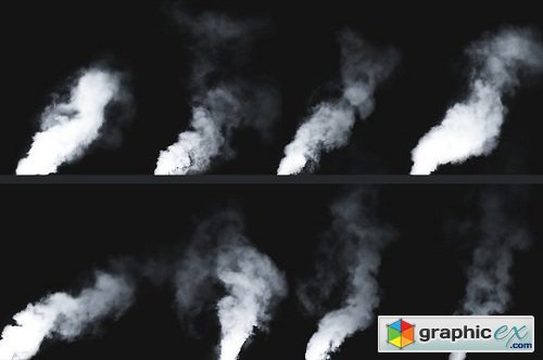 grdezign smoke photoshop brushes  u00bb free download vector