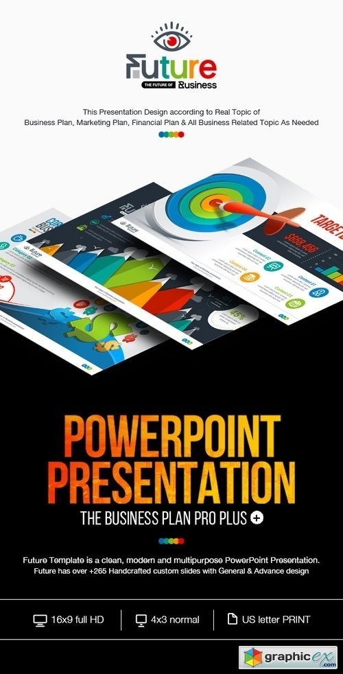 Business Plan PowerPoint Presentation Template » Free Download