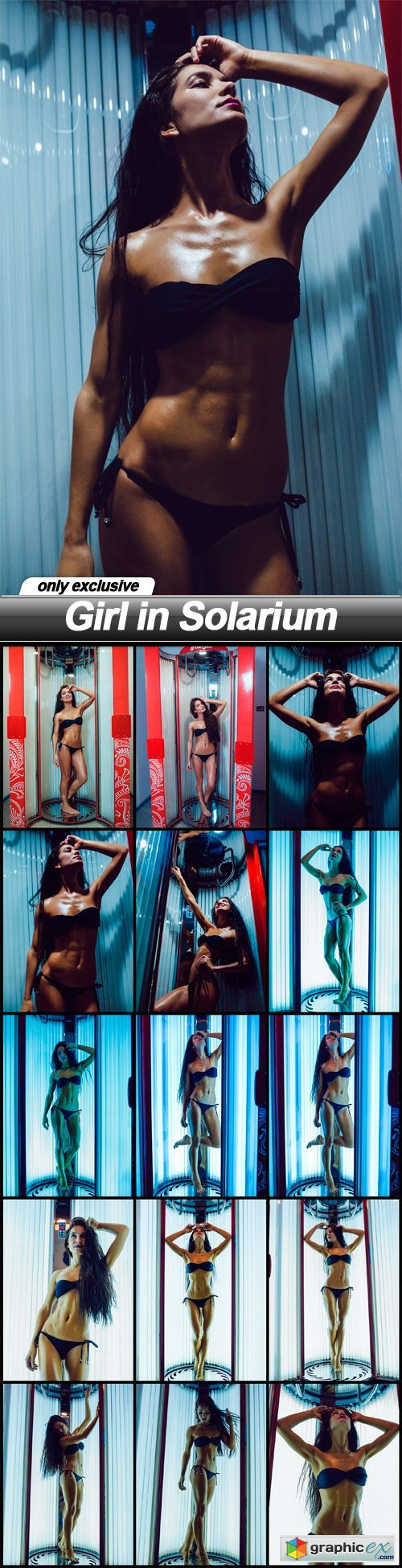 Girl in Solarium - 15 UHQ JPEG