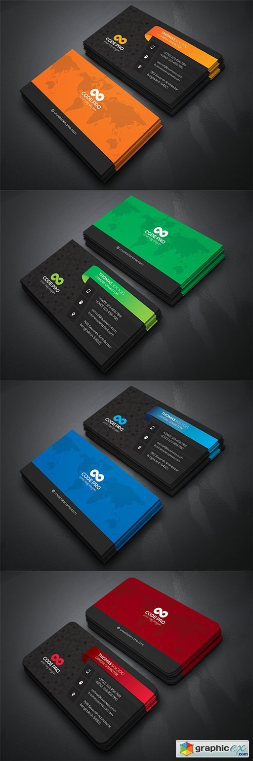 Business Card 1217590