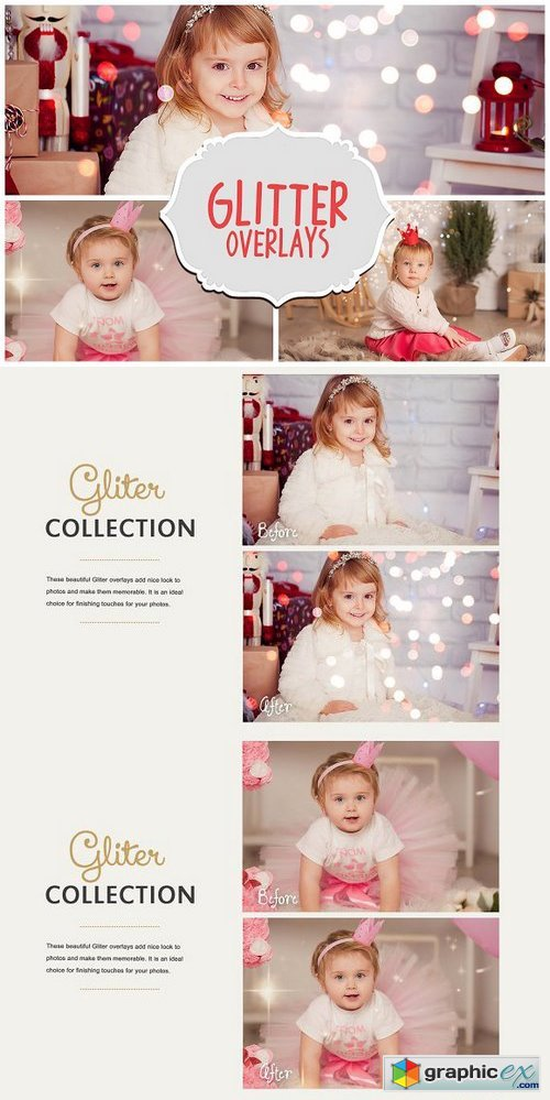 Blowing Glitter Photoshop Overlay 566707 » Free Download Vector