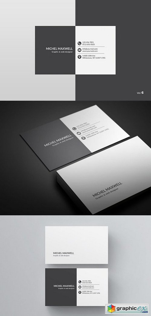 Business Card 984235
