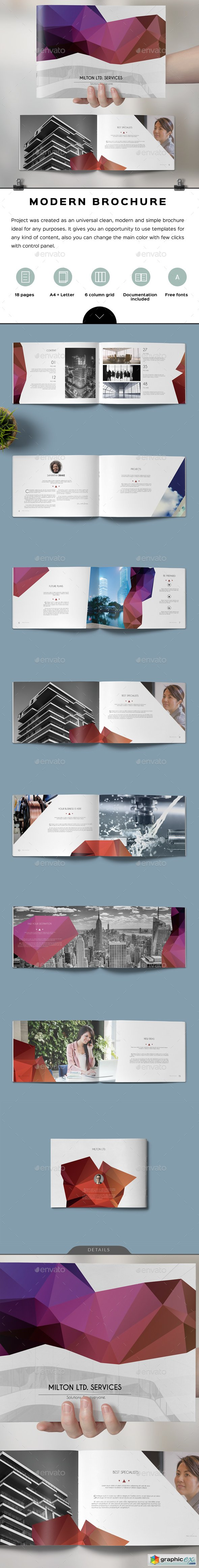 Multipurpose Business Brochure 04