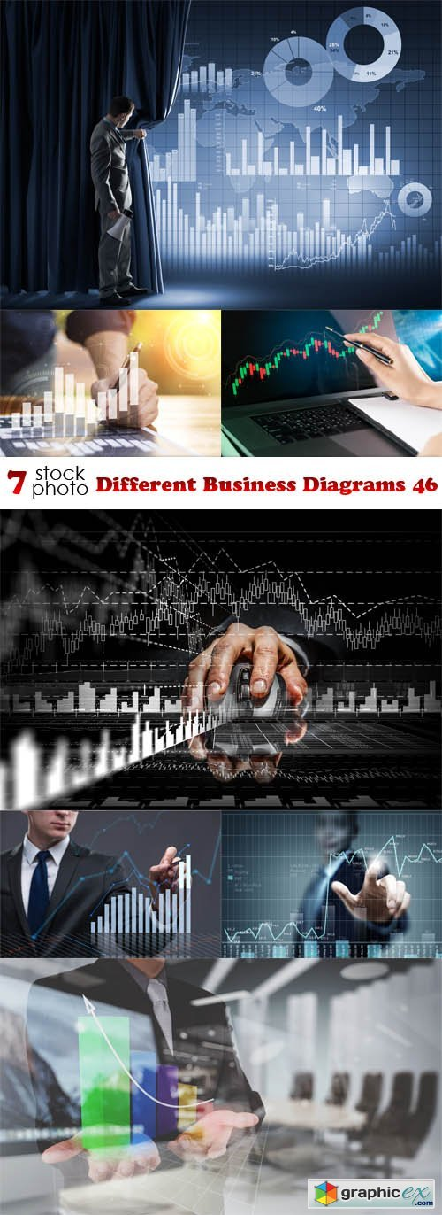 Different Business Diagrams 46