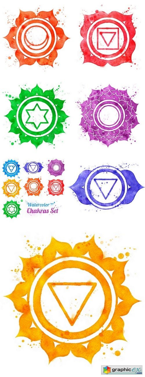 7 Chakra Colors Symbols amp Meanings  Tarot Cards