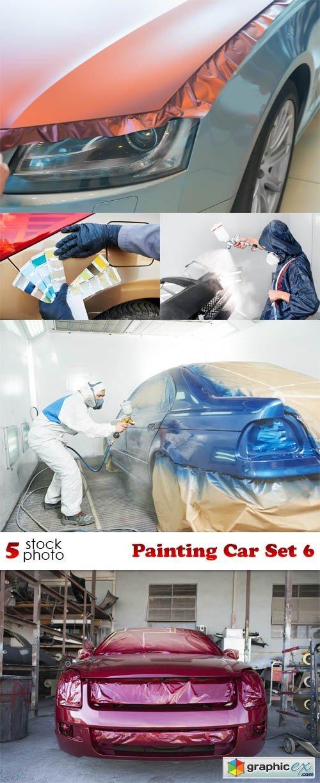 Painting Car Set 6