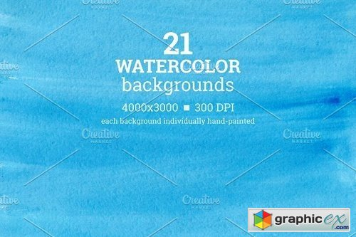 Watercolor backgrounds 31787