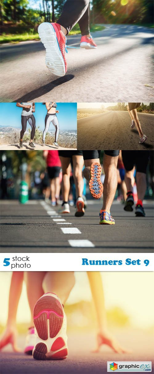 Runners Set 9