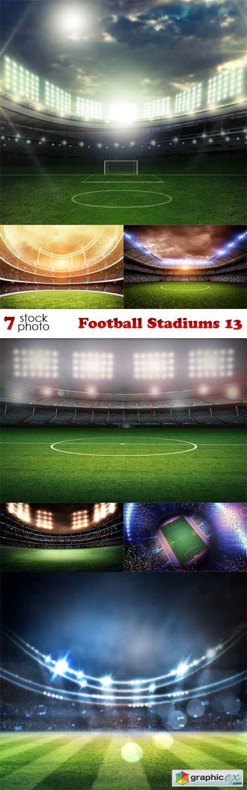 Football Stadiums 13