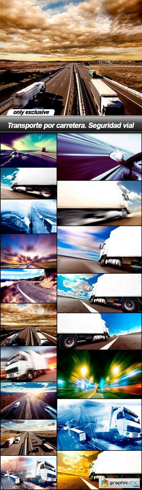 Transporte por carretera. Seguridad vial - 18 UHQ JPEG