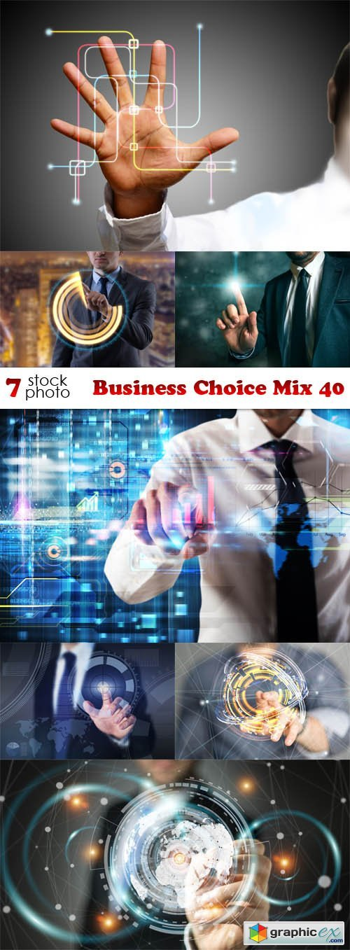 Business Choice Mix 40