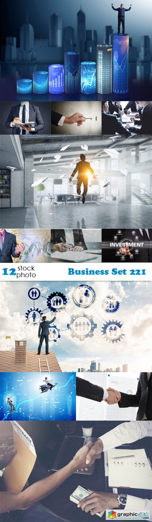 Business Set 221