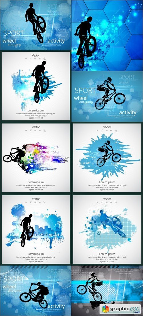 Sport Bike 10X EPS