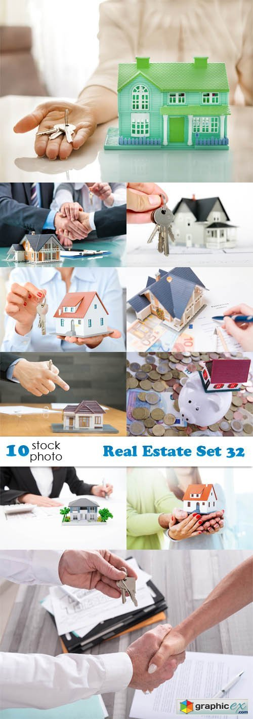 Real Estate Set 32