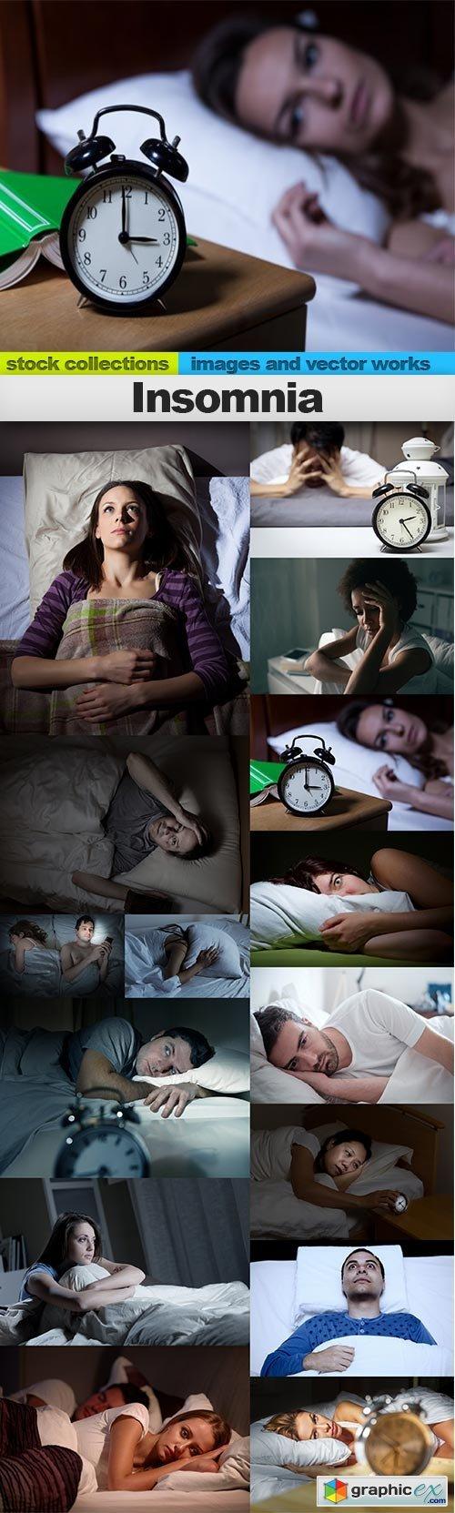 Insomnia, 15 x UHQ JPEG