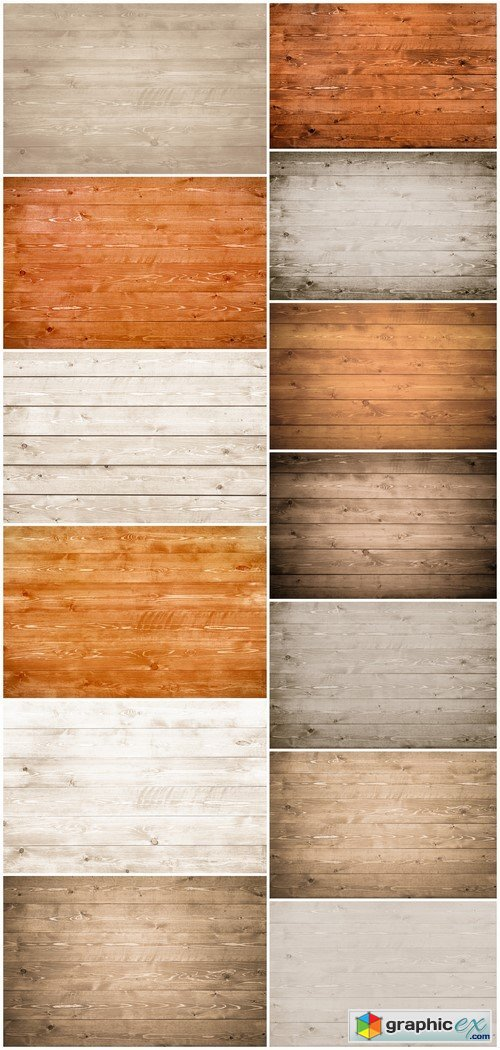 Wood Texture Background 13X JPEG