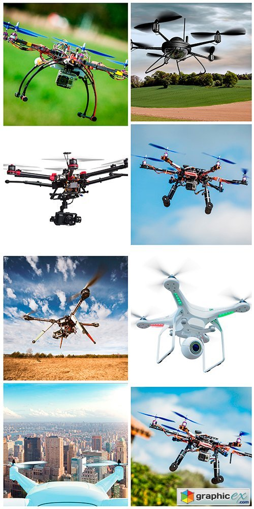 Drone - 8UHQ JPEG