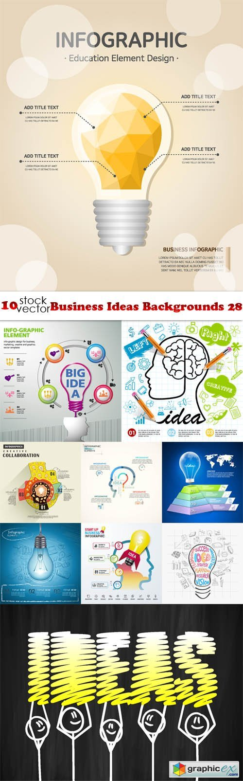 Business Ideas Backgrounds 28