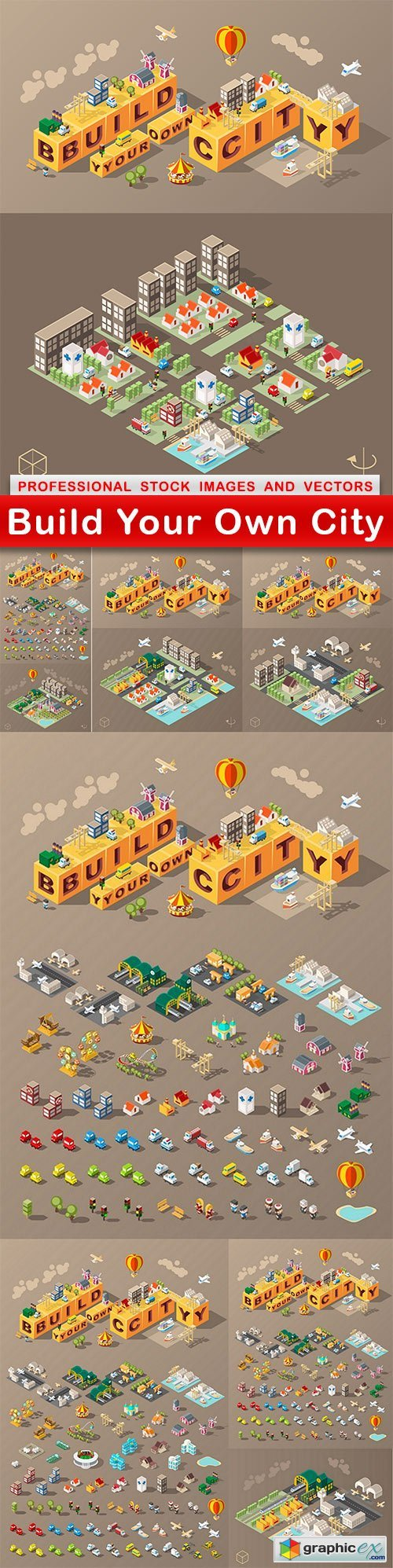 Build Your Own City - 7 EPS