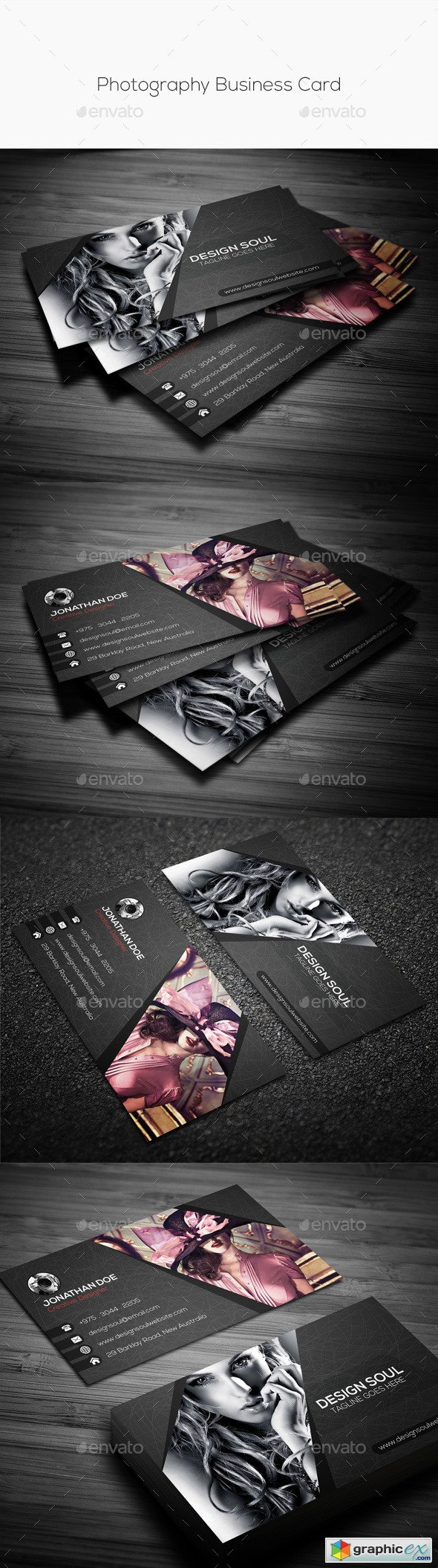 Photography Business Card 10361368