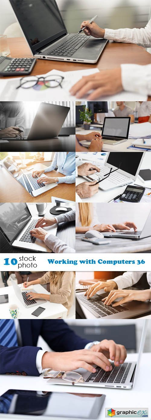 Working with Computers 36