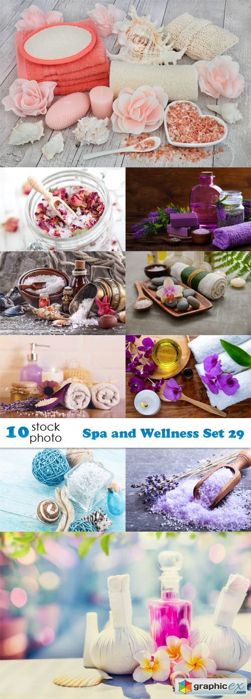 Spa and Wellness Set 29