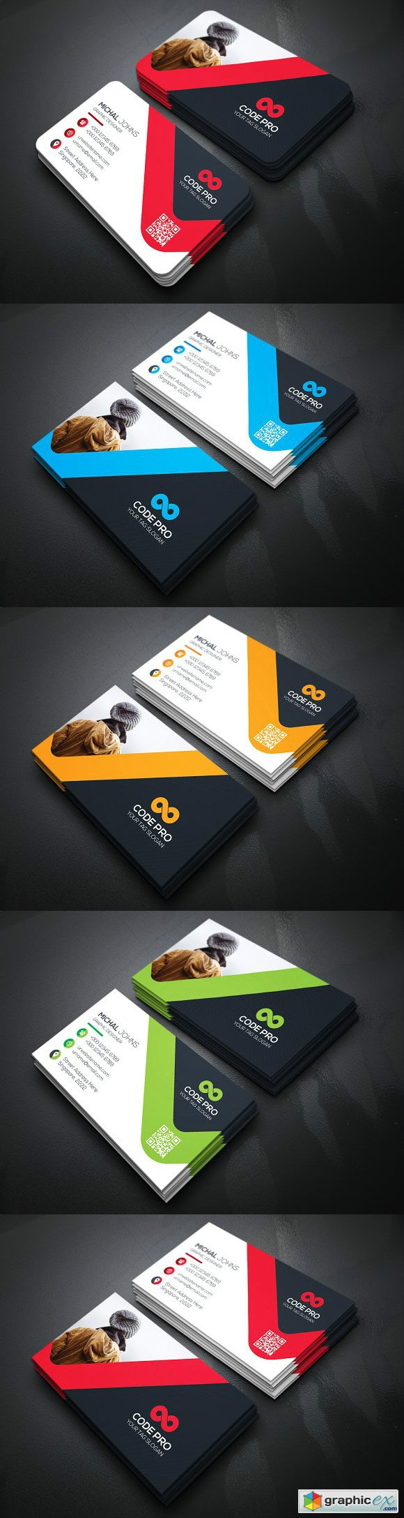 Personal Business Card 1311732