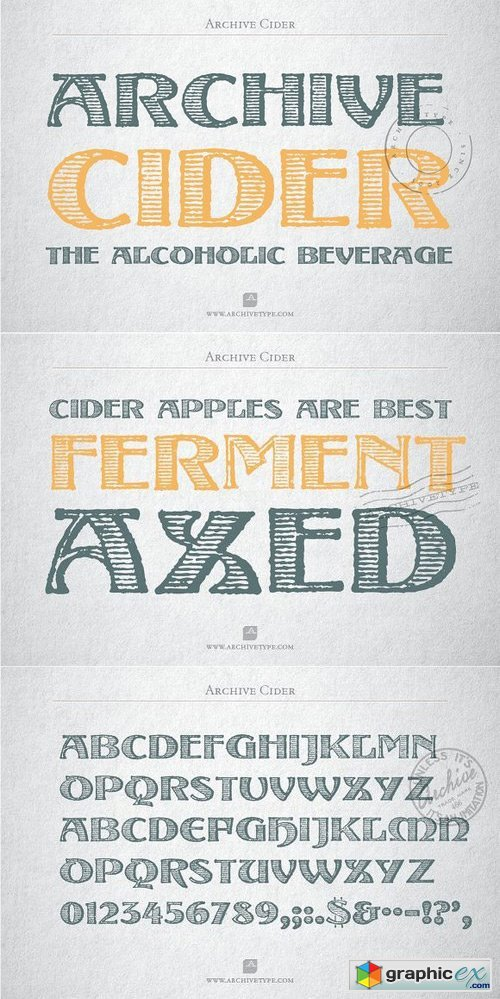 Archive Cider