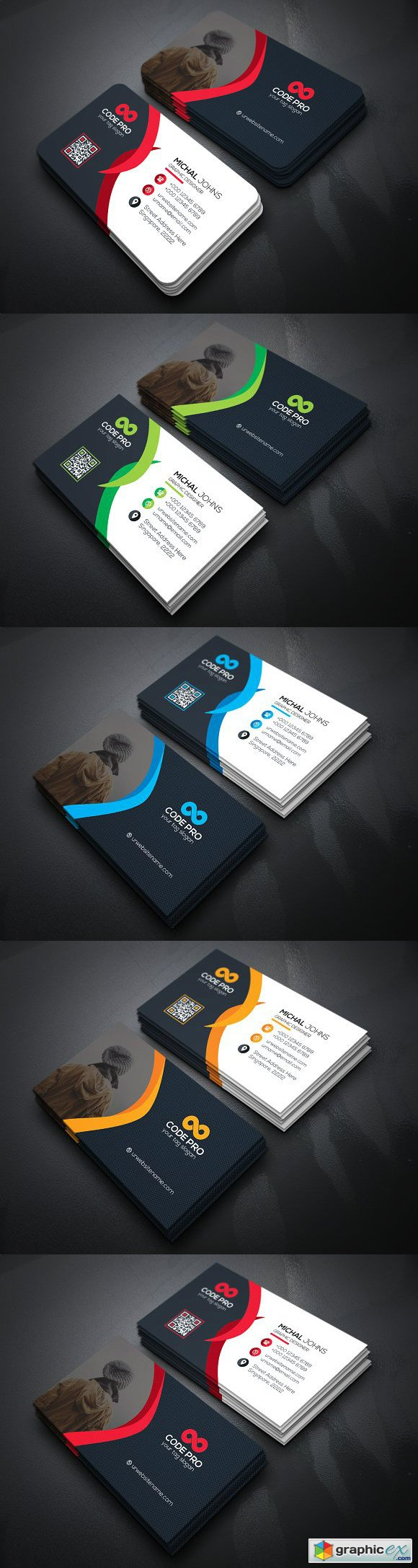 Creative Business Card 1311762