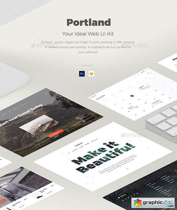 Portland UI Kit