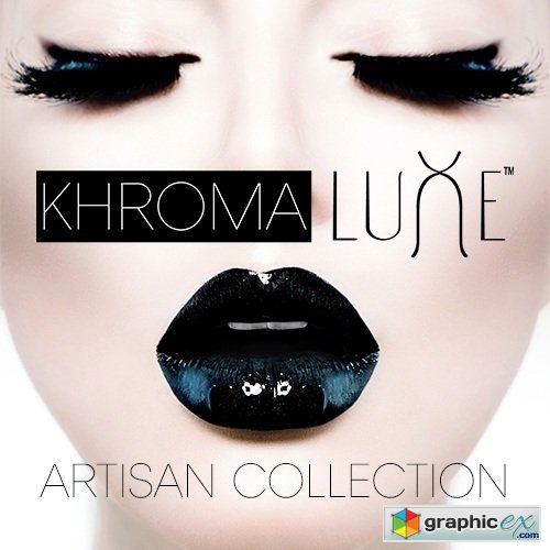 Khroma Luxe� Artisan Collection Photoshop Actions