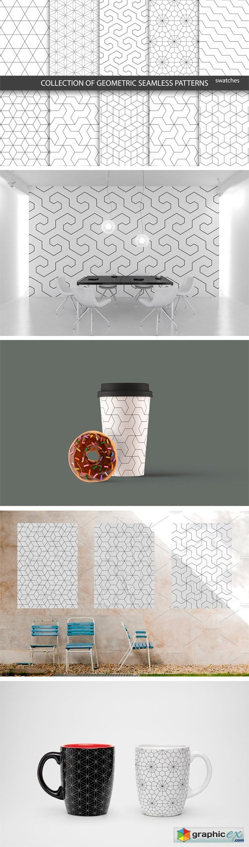 Ornamental Geometric Patterns