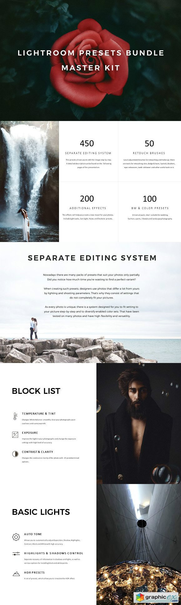 Lightroom Presets Bundle Master Kit