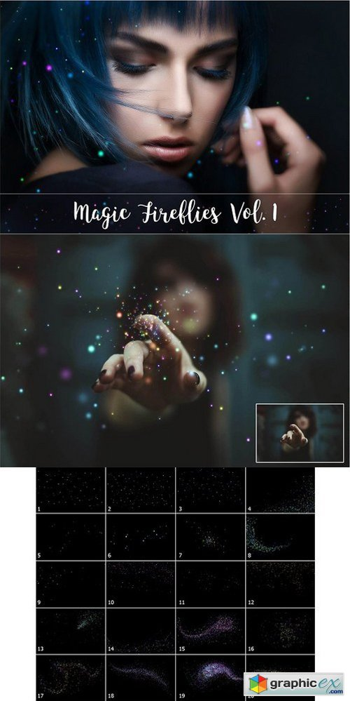 Magic Fireflies Vol. 1