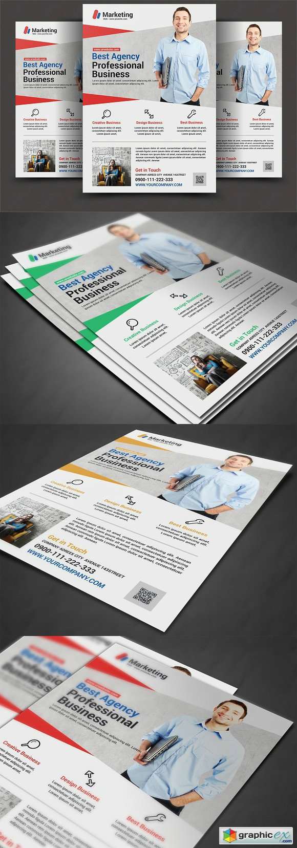 Business Flyer 1395722