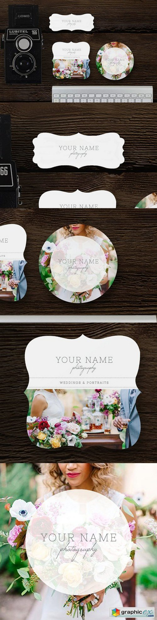 Premade Digital Photoshop Files