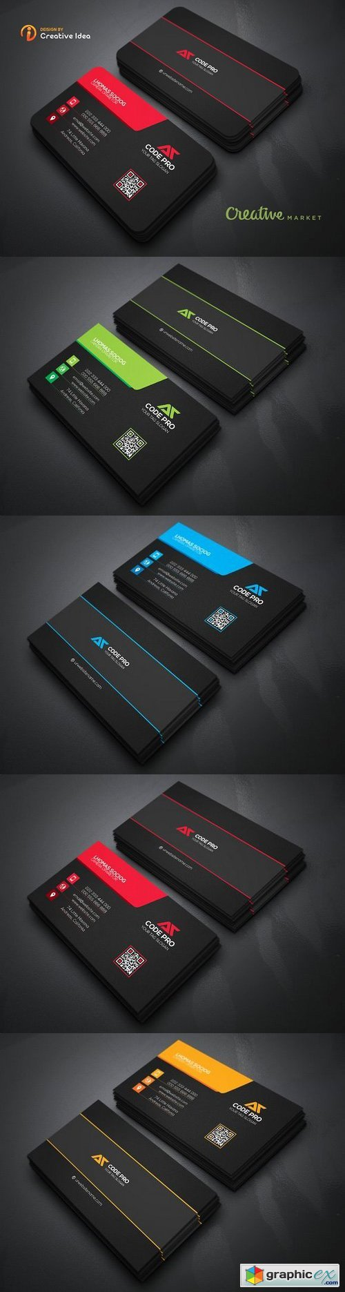 Business Card 1196490