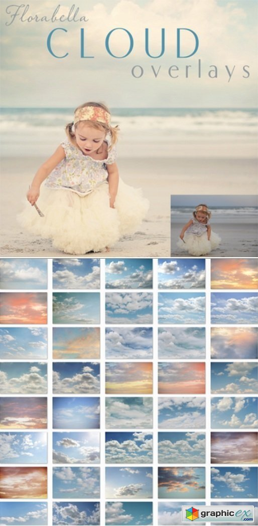 Florabella Cloud Overlays & Actions