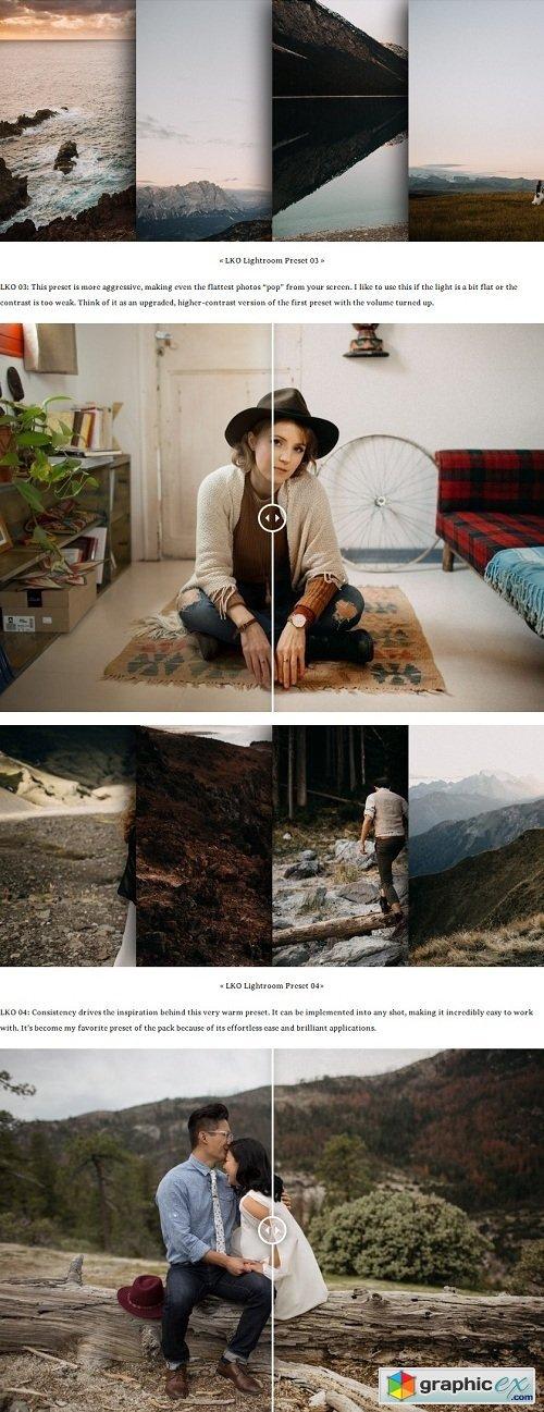 Tribe Archipelago - Lukas Korynta Lightroom & ACR Presets » Free